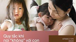 """Parent coach Linh Phan: 3 quy tắc bố mẹ nên nhớ khi nói """"không"""" với con"""