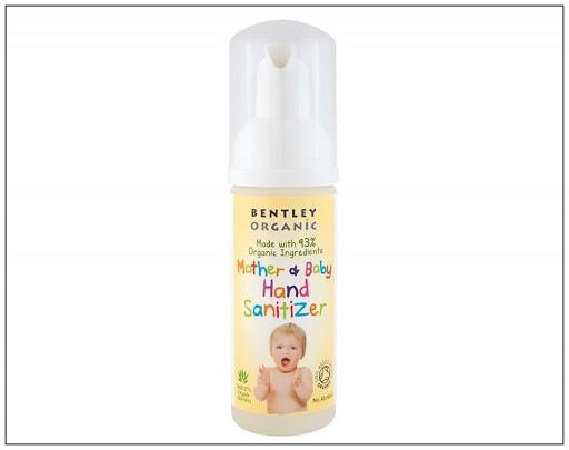 Note nhanh những loại nước rửa tay sát khuẩn an toàn dành cho bé - Ảnh 1.