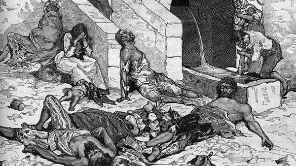 Những đại dịch khủng khiếp nhất mà loài người từng phải đối mặt - Ảnh 4.