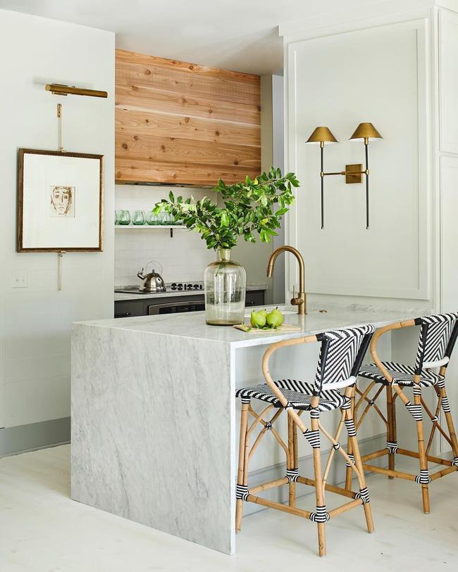Ngây ngất với nét mộc mạc hiếm hoi bên trong căn phòng bếp gia đình hiện đại - Ảnh 10.