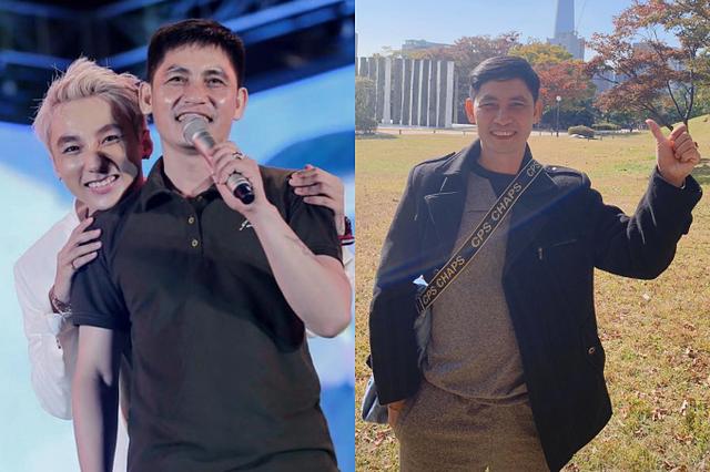 4 ông bố nổi tiếng phong độ của sao Việt đẹp trai như nghệ sĩ khiến fan lần nào nhìn thấy cũng trầm trồ không thôi - Ảnh 21.