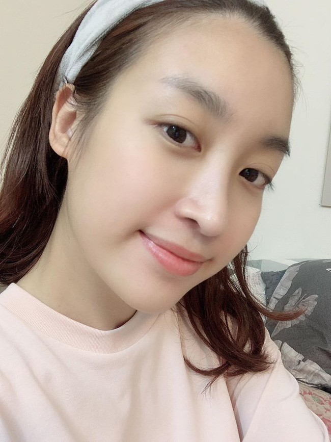 Soi mặt mộc của các Hoa hậu Việt: HHen Niê đã đỉnh lắm rồi nhưng vẫn thua đàn em này - Ảnh 4.