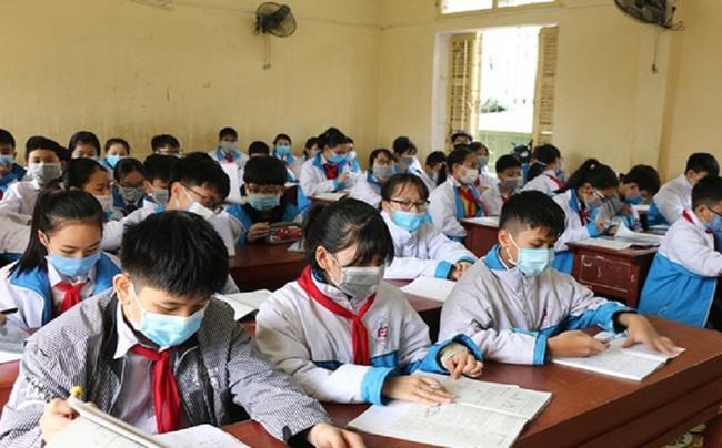Sở GD-ĐT Vĩnh Phúc xác nhận 38 học sinh vẫn khoẻ mạnh bình thường, ko bị nhiễm Covid-19 (nCoV) - Ảnh 1.
