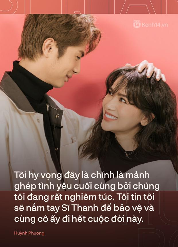Valentine nghe chuyện tình yêu Sĩ Thanh - Huỳnh Phương: Chúng tôi đã nghĩ đến chuyện kết hôn, còn tính luôn tiền mừng lãi! - Ảnh 11.