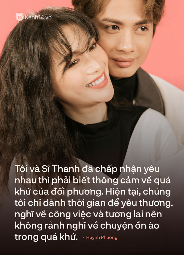Valentine nghe chuyện tình yêu Sĩ Thanh - Huỳnh Phương: Chúng tôi đã nghĩ đến chuyện kết hôn, còn tính luôn tiền mừng lãi! - Ảnh 7.