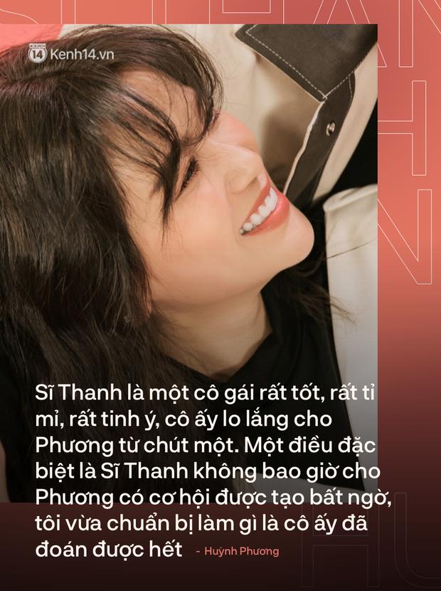 Valentine nghe chuyện tình yêu Sĩ Thanh - Huỳnh Phương: Chúng tôi đã nghĩ đến chuyện kết hôn, còn tính luôn tiền mừng lãi! - Ảnh 3.