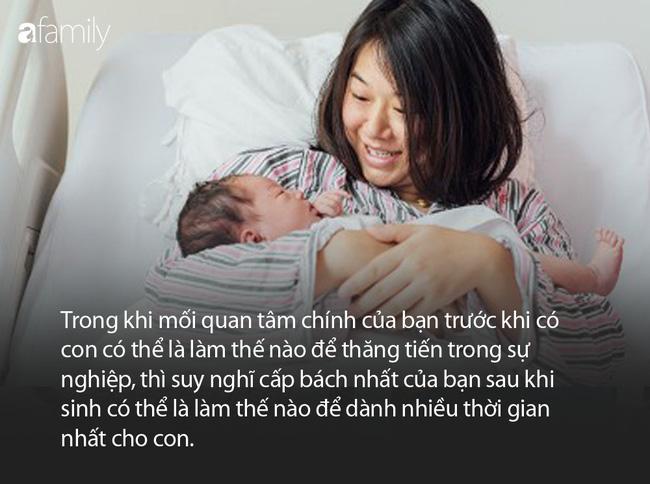 Khoa học xác nhận: Các bà mẹ sau khi sinh con sẽ biến thành... con người khác - Ảnh 1.