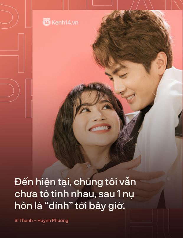 Valentine nghe chuyện tình yêu Sĩ Thanh - Huỳnh Phương: Chúng tôi đã nghĩ đến chuyện kết hôn, còn tính luôn tiền mừng lãi! - Ảnh 2.