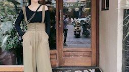"""Street style hội sành mặc Instagram: Quần ống rộng """"càn quét"""" mọi mặt trận, ai diện chân cũng dài đến nách"""