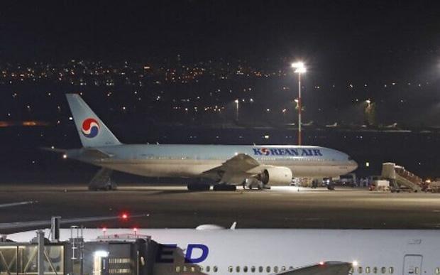Bị Israel từ chối cho nhập cảnh, máy bay phải đưa 200 khách trở về Hàn Quốc - Ảnh 1.