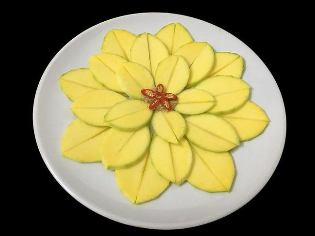 Ngắm những đĩa trái cây đầy sáng tạo này mới hiểu vì sao chúng khiến các chị em