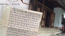 """Sự thật về lá thư của học sinh lớp 5 đang gây bão mạng """"Con mong mẹ hiểu, mẹ còn đứa con gái đang sống cùng bà nội"""""""