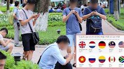 """Khẩu chiến mạng xã hội, vấn nạn """"xin link"""" khiến Việt Nam nằm trong top 5 quốc gia ứng xử kém văn minh trên internet nhất thế giới"""