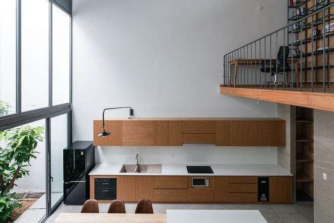 Lạ mắt với ngôi nhà được thiết kế trông như mảnh ruộng bậc thang tại Quy Nhơn - Ảnh 13.