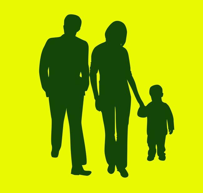 Nhìn vào 3 bức ảnh này, bạn đoán xem đâu là gia đình giả, sự lựa chọn sẽ tiết lộ suy nghĩ về gia đình mà bạn đang cố che giấu - Ảnh 2.
