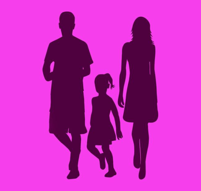 Nhìn vào 3 bức ảnh này, bạn đoán xem đâu là gia đình giả, sự lựa chọn sẽ tiết lộ suy nghĩ về gia đình mà bạn đang cố che giấu - Ảnh 3.
