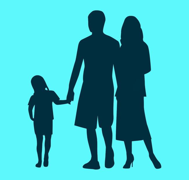 Nhìn vào 3 bức ảnh này, bạn đoán xem đâu là gia đình giả, sự lựa chọn sẽ tiết lộ suy nghĩ về gia đình mà bạn đang cố che giấu - Ảnh 4.