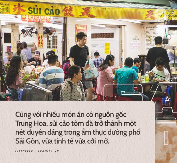 Chiều chiều kéo nhau đi ăn tiệm ở phố sủi cảo Hà Tôn Quyền, nét văn hóa thú vị của người Sài Gòn - Ảnh 11.