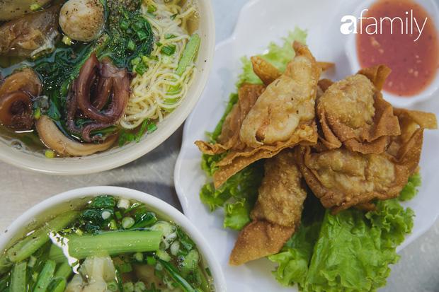 Chiều chiều kéo nhau đi ăn tiệm ở phố sủi cảo Hà Tôn Quyền, nét văn hóa thú vị của người Sài Gòn - Ảnh 12.