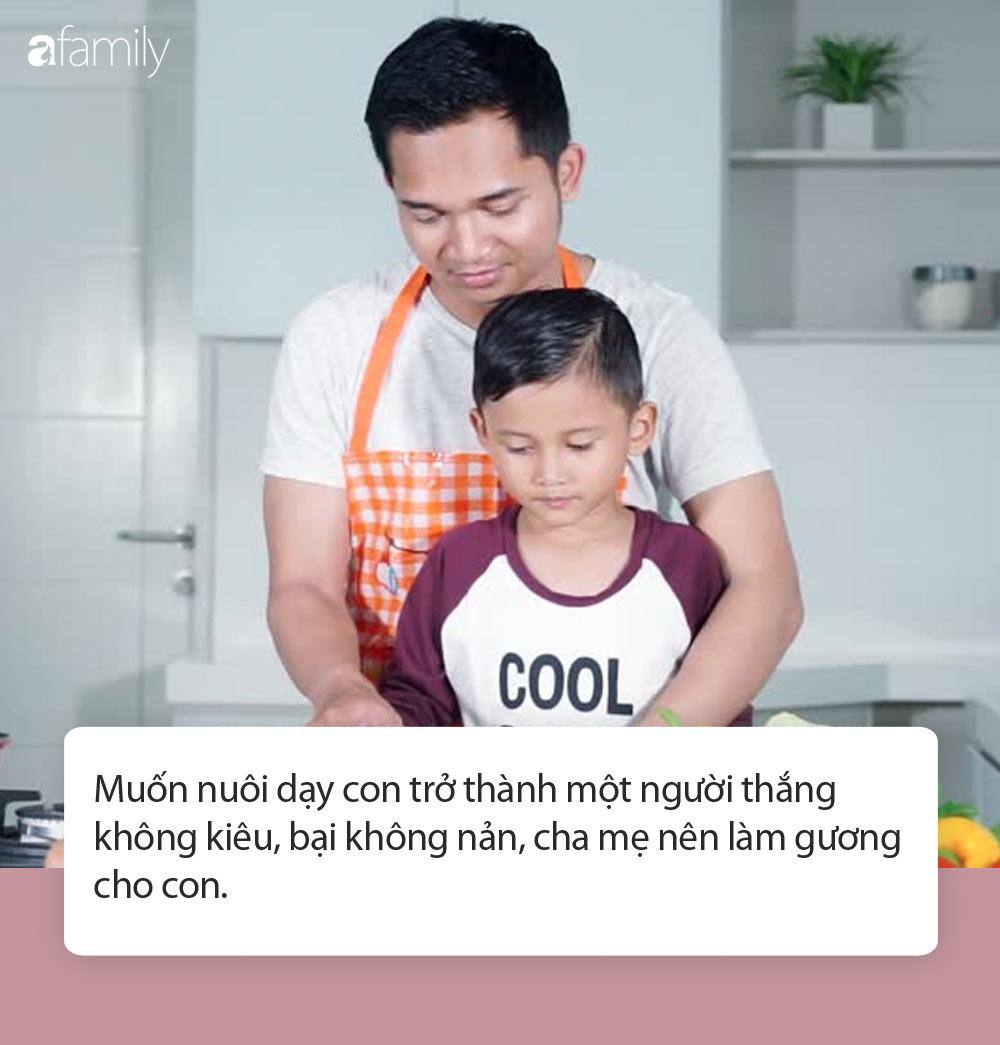 Công ty của bố bị phá sản vì Covid-19, cậu con trai 8 tuổi khiến cha xúc động khi nói lời này - Ảnh 3.