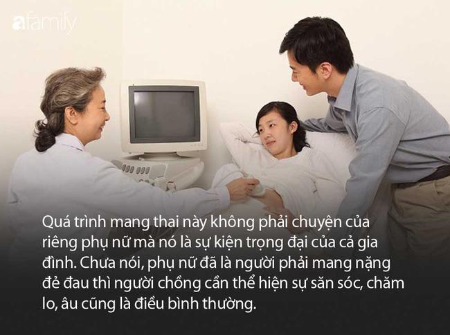 Trong khi mang thai, nếu chồng bạn đưa ra 4 yêu cầu sau đây, hãy thẳng thắn từ chối để tránh làm tổn thương chính mình - Ảnh 3.