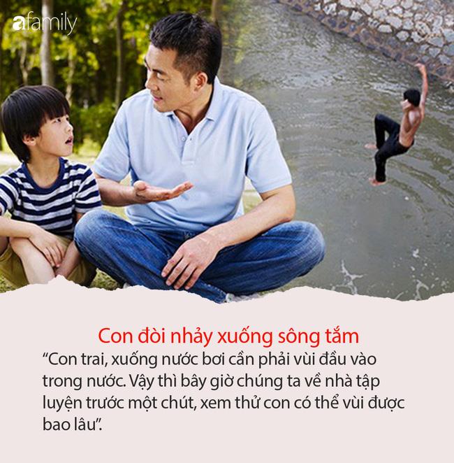 Nếu muốn con trai lớn lên thành công, được nhiều người trọng dụng, cha mẹ đừng quên đọc 7 câu chuyện nhỏ nhưng cực sâu sắc này - Ảnh 3.