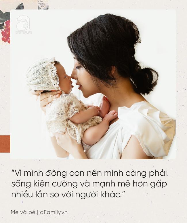 """Bà mẹ 5 con """"cực phẩm"""" Cún Bông: Không bao giờ thanh minh nếu ai đó nói mình sống ảo hay diễn - Ảnh 1."""