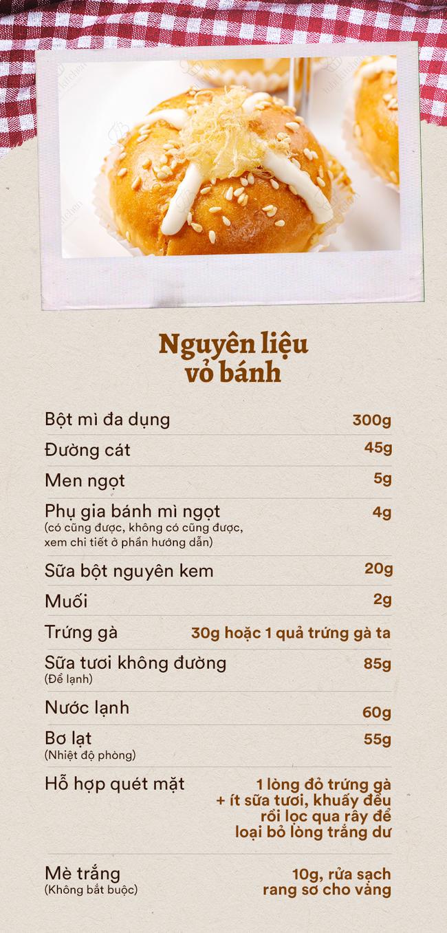 Độc quyền: Hot mom Huỳnh Phương Trang chia sẻ công thức bánh mì phô mai bơ tỏi Hàn Quốc cực đỉnh - Ảnh 1.