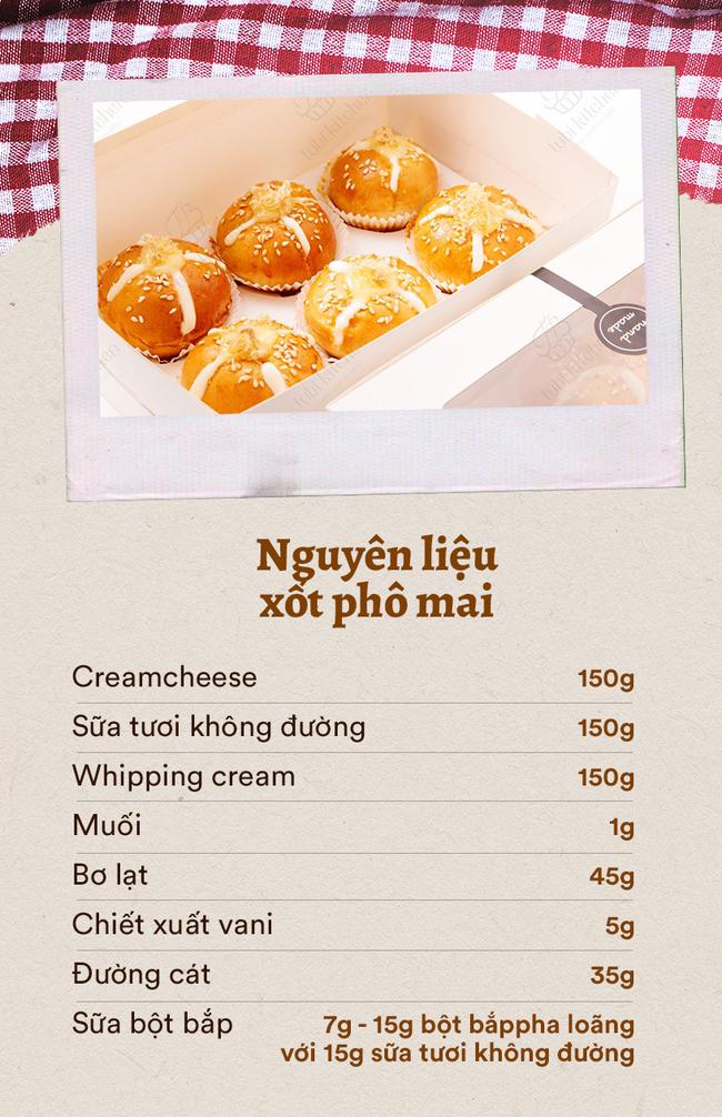 Độc quyền: Hot mom Huỳnh Phương Trang chia sẻ công thức bánh mì phô mai bơ tỏi Hàn Quốc cực đỉnh - Ảnh 3.