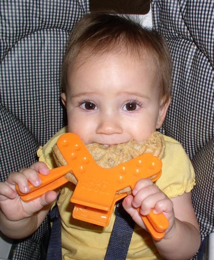 Những sáng chế dành riêng cho mẹ và bé, có cả máy pha sữa tự động đảm bảo mẹ nào cũng thích. - Ảnh 8.