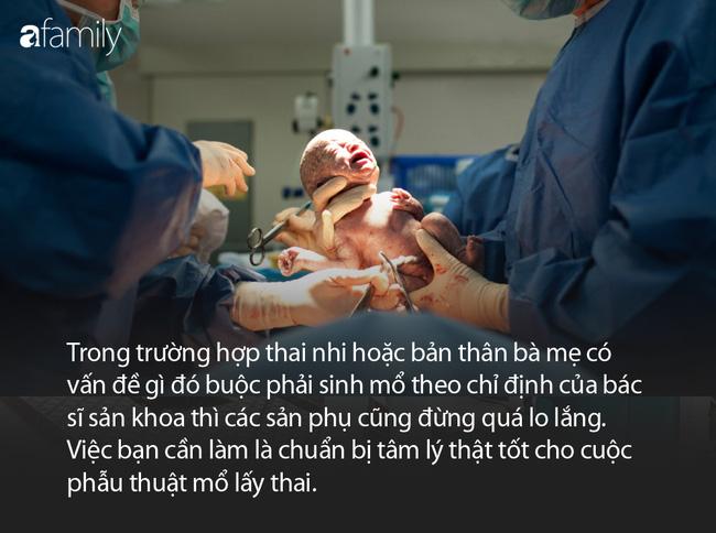 Con sinh mổ bị thương ở đầu, sản phụ và gia đình rất tức giận nhưng không ngờ bác sĩ lại nói rằng điều đó là bình thường - Ảnh 2.