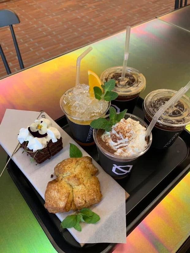 """""""Con rể Việt"""" có khác: Song Mino mở quán cafe hot hit ở Hàn Quốc, không quên đưa một món mang tên Việt Nam vào trong menu - Ảnh 10."""