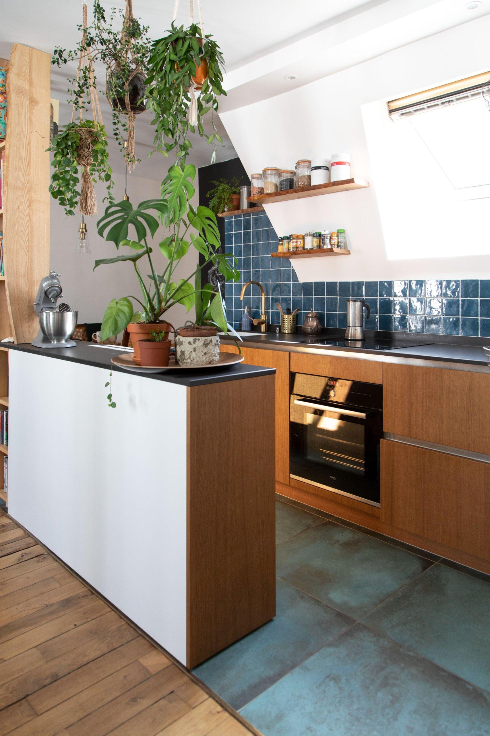 Ngắm những căn bếp nhỏ đầy màu sắc, đẹp đến mức làm xiêu lòng bất cứ ai - Ảnh 18.