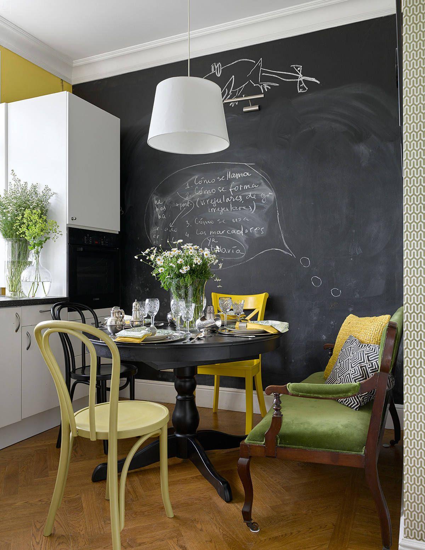 Ngắm những căn bếp nhỏ đầy màu sắc, đẹp đến mức làm xiêu lòng bất cứ ai - Ảnh 9.
