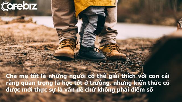 Cha mẹ 10 điểm thường nuôi dạy nên những người con ưu tú: 7 đặc điểm nổi bật của những phụ huynh vàng mười - Ảnh 1.
