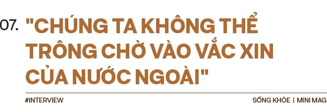 Canh bạc vắc xin Covid-19 và ký ức về bước đột phá lớn của Việt Nam khiến WHO không tin nổi - Ảnh 18.