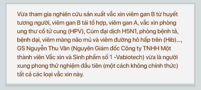 Canh bạc vắc xin Covid-19 và ký ức về bước đột phá lớn của Việt Nam khiến WHO không tin nổi - Ảnh 1.