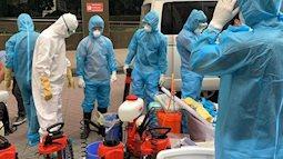 Bộ Y tế thông tin thêm 9 ca mới mắc Covid-19 trong đó có 1 nữ phóng viên