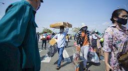 Hàng ngàn người chuẩn bị rời khu cách ly tập trung ở TP HCM