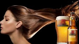 Chăm sóc và trị rụng tóc bằng bia có hiệu quả như thế nào?