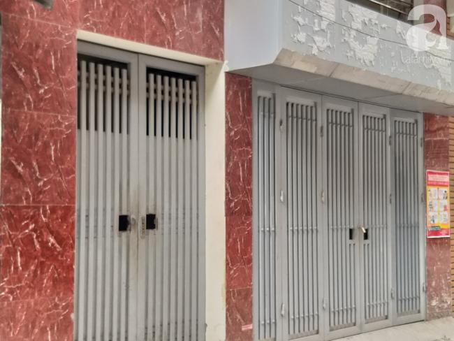 Căn nhà trong ngõ trên đường Phạm Ngọc Thạch nơi cặp vợ chồng thuê