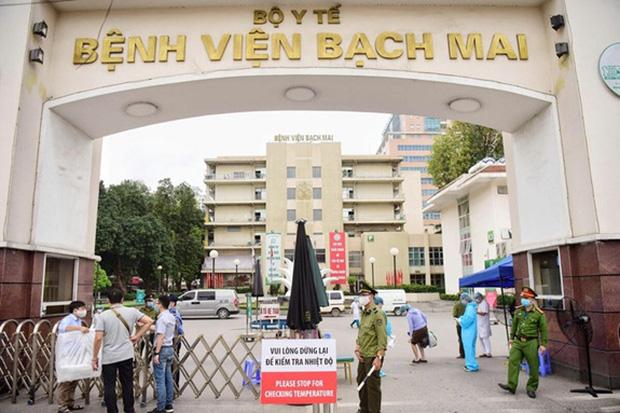 Bộ Y tế yêu cầu báo cáo gấp việc nữ điều dưỡng Bệnh viện Bạch Mai mang thai tuần 38 vẫn chống dịch Covid-19 - Ảnh 1.