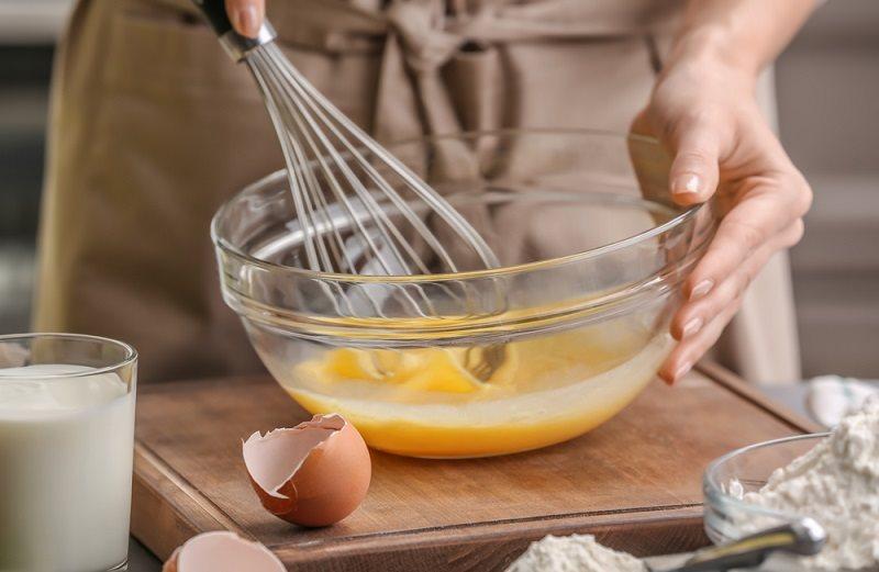 Cách Làm Bánh Bông Lan Bằng Nồi Chiên Không Dầu - Hình ảnh 3