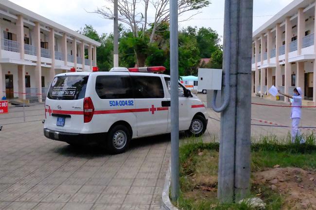 Thêm 10 người mắc Covid-19 được công bố khỏi bệnh, trong đó có nữ doanh nhân ở Bình Thuận - Ảnh 4.