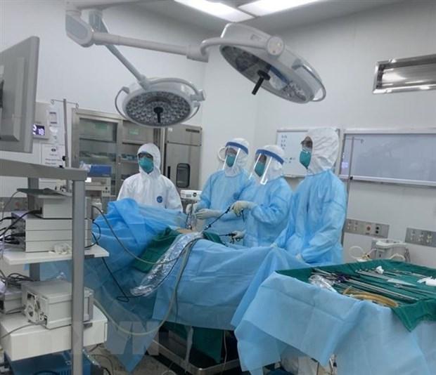 Bệnh nhân số 91 đang được chăm sóc tích cực tại phòng áp lực âm - Ảnh 1.