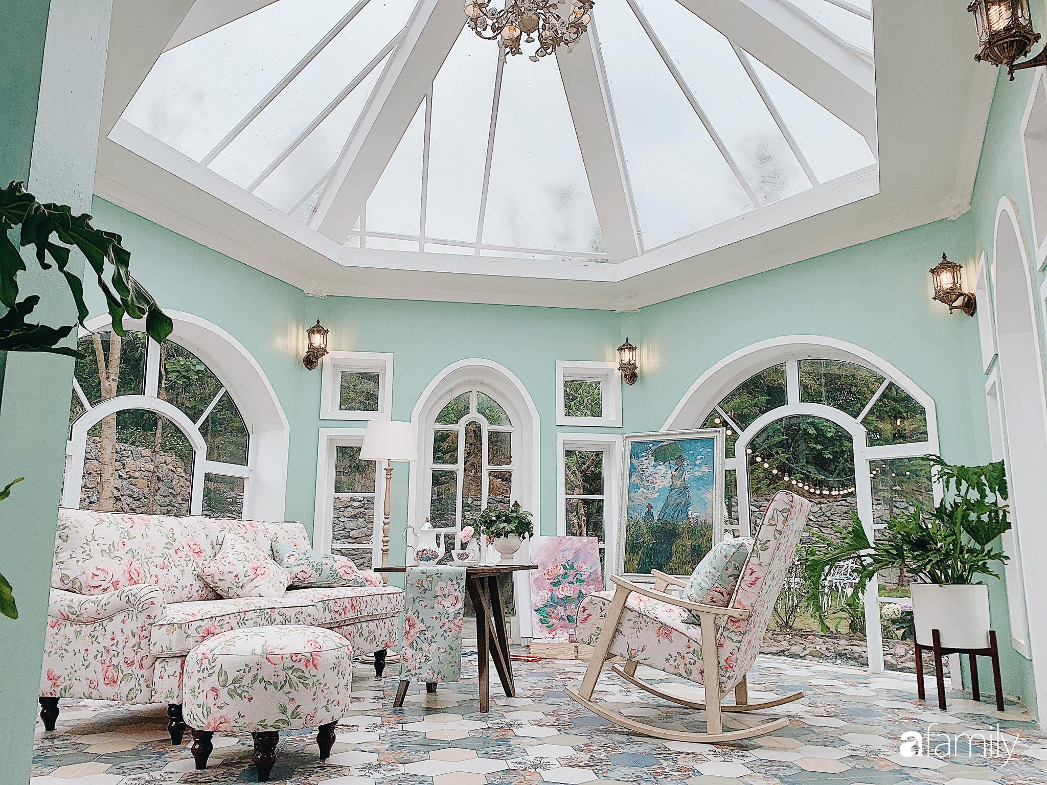 Biệt thự 1000m² tọa lạc trên đồi đẹp yên bình với ngoại thất sân vườn rực rỡ sắc màu hoa lá ở Hòa Bình - Ảnh 9.