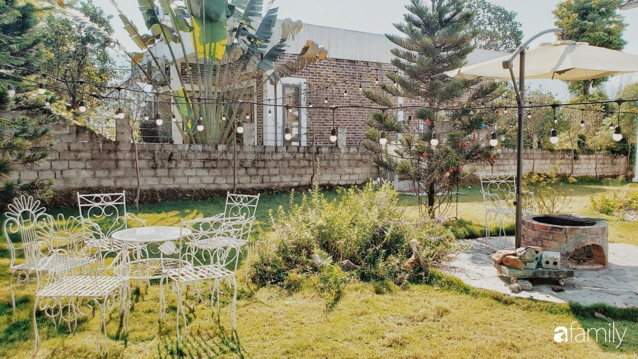 Biệt thự 1000m² tọa lạc trên đồi đẹp yên bình với ngoại thất sân vườn rực rỡ sắc màu hoa lá ở Hòa Bình - Ảnh 5.