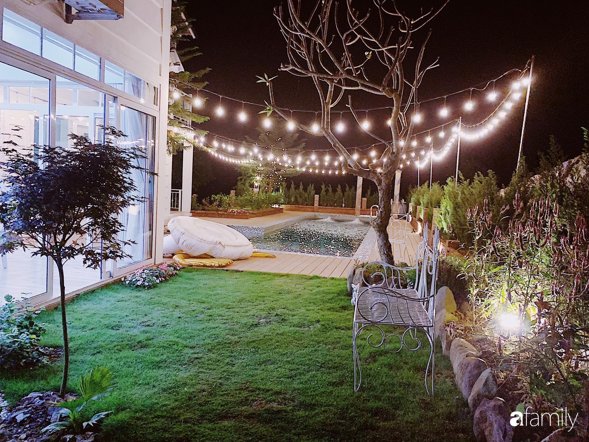 Biệt thự 1000m² tọa lạc trên đồi đẹp yên bình với ngoại thất sân vườn rực rỡ sắc màu hoa lá ở Hòa Bình - Ảnh 7.