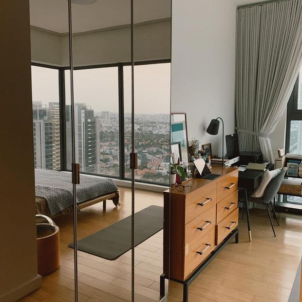 """6 lần chuyển trọ rồi """"tậu"""" căn hộ 4 phòng ngủ cực xinh, Helly Tống rút ra những tips quan trọng khi decor mà bạn sẽ cần - Ảnh 9."""