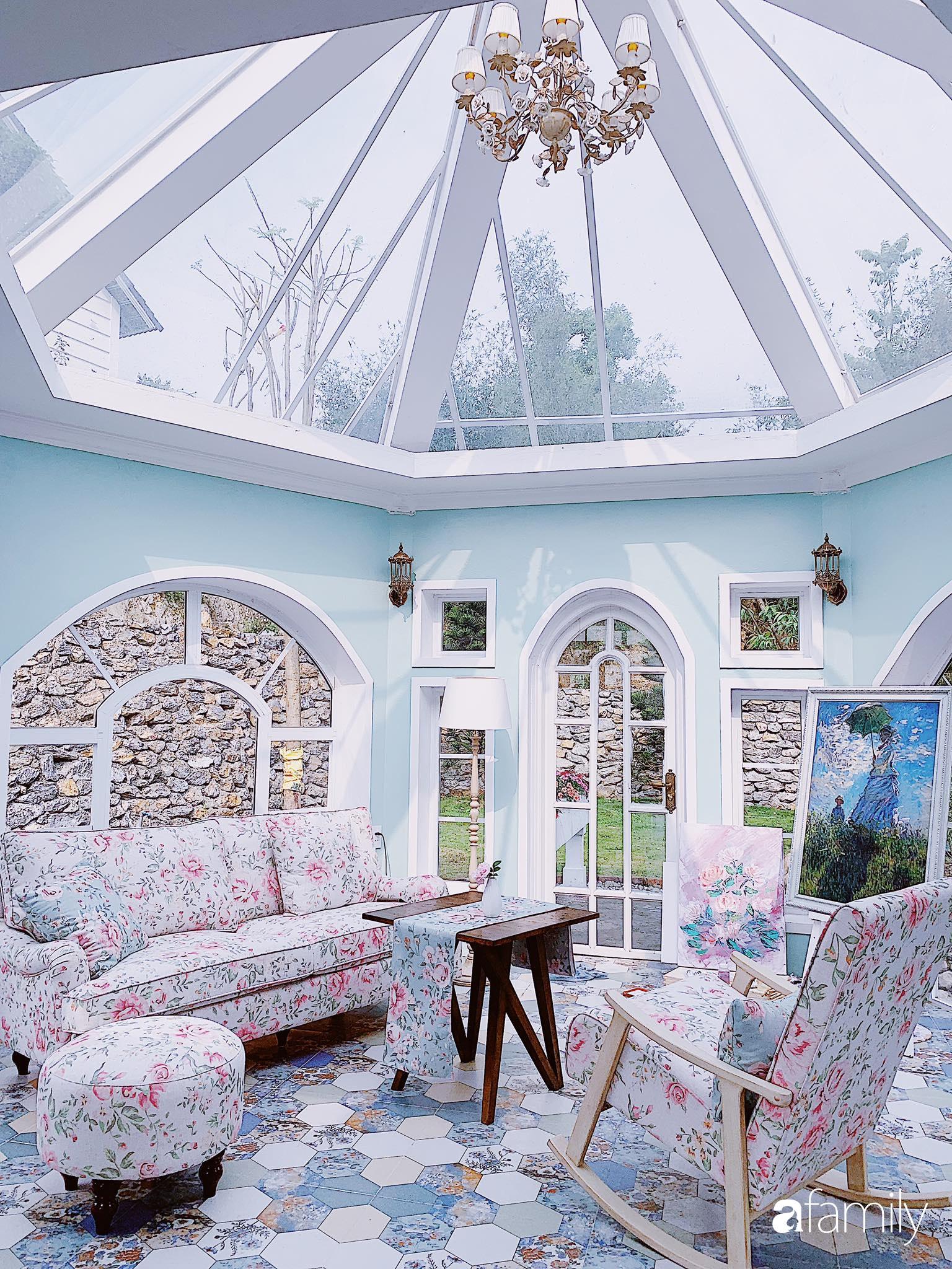 Biệt thự 1000m² tọa lạc trên đồi đẹp yên bình với ngoại thất sân vườn rực rỡ sắc màu hoa lá ở Hòa Bình - Ảnh 10.